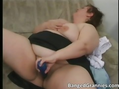 obese large boobed wench with biggest boobs have