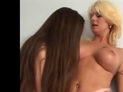 hawt mommy n2810 blond german aged seduces a