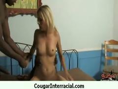 breasty cougar honey bangs bbc 08