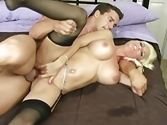 lascivious golden-haired d like to fuck with bibg