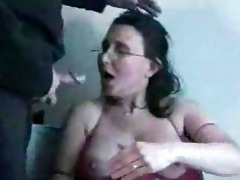 mature wife receives herself and her spouse off