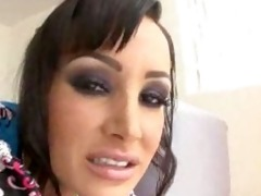 magnificent lisa ann porked pov