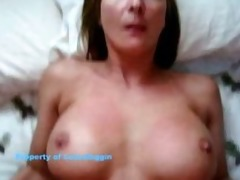 hawt older wife receives large sperm discharged