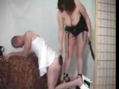 female slut thrashing
