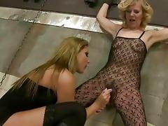 cindy hope punishing horny granny