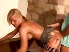 blond german mother i