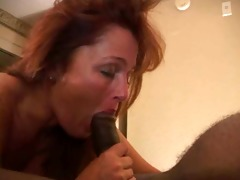 yummy! hawt redhead wife &; darksome lover!