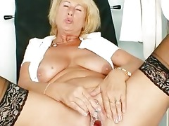 blond mother i greta large natural bumpers and