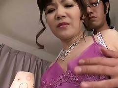 ichika asagiri in dark and pink underware has her