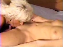 vintage blond lesbo sex