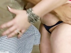 non-professional milf sadie spencer makes