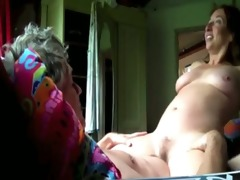 lewd golden-haired d like to fuck screwed by her
