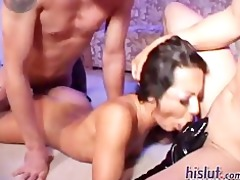 sandra is an anal wench