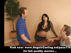 excellent latin babe mother i does 211 in car and