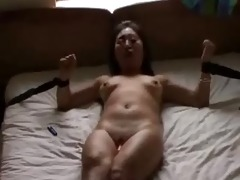 irish chap copulates oriental slut hard then cums
