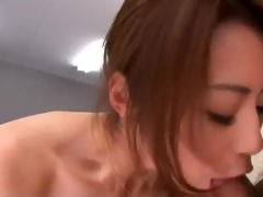 office playgirl maki&#033 s boss takes out