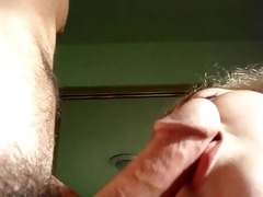 cumshot on her angel face by mature.fm