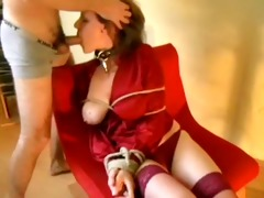 my buxom wife fastened and face drilled