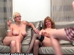 concupiscent aged wifes having part7