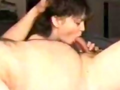 short haired thin d like to fuck bj and cumshot