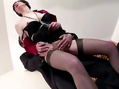older whore acquires an a-hole hammering for a