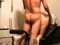 riding and doggie position