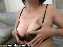 natural aged wife in hot dark part11