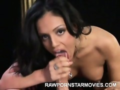sinful pornstar blow job