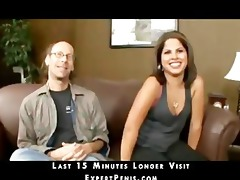 hubby watches the wife go black9