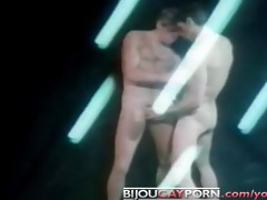 tim kramer in trippy carnival sex scene from