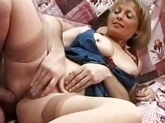 british milf politely acquires her vagina rammed