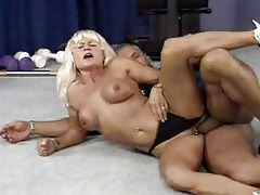 aged bodybuilder needs hard fuck