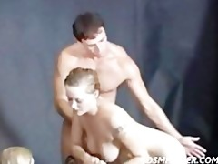lesbo shower jilted and spanked by a biggest