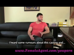 femaleagent. biggest jizz flow across gorgeous