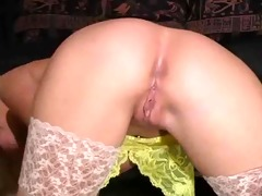 christine alexis talks smutty and desires to cum