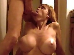 wife gives oral pleasure and receives a