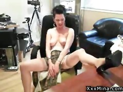 lustful mother i uses marital-device on herself
