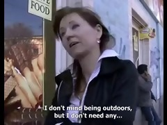 french woman receive wonderful fuck for money