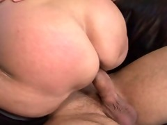older granny with hirsute bush fucked by young