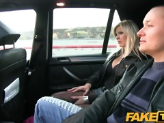 faketaxi spouse watches his wife getting fucked