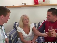 fellows fuck drunk oldie