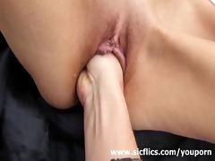 fist fucking the wifes fur pie at the park
