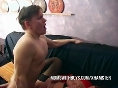 mama shows the differences between porn and real