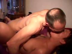 anal matue german
