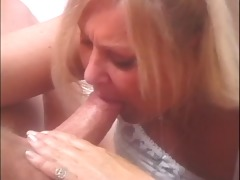 naughty granny samantha is highly horny!