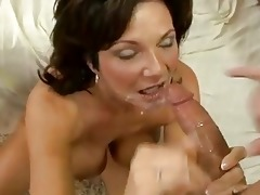 lustful mother i deauxma gets a new load of cum