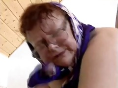 big beautiful woman granny