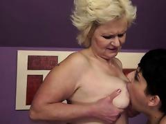 the grandma seductress