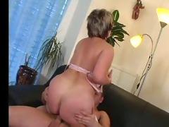 hawt mom n40 aged with her tutor