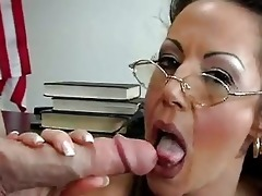 hot mother i anjelica lauren takes in a large